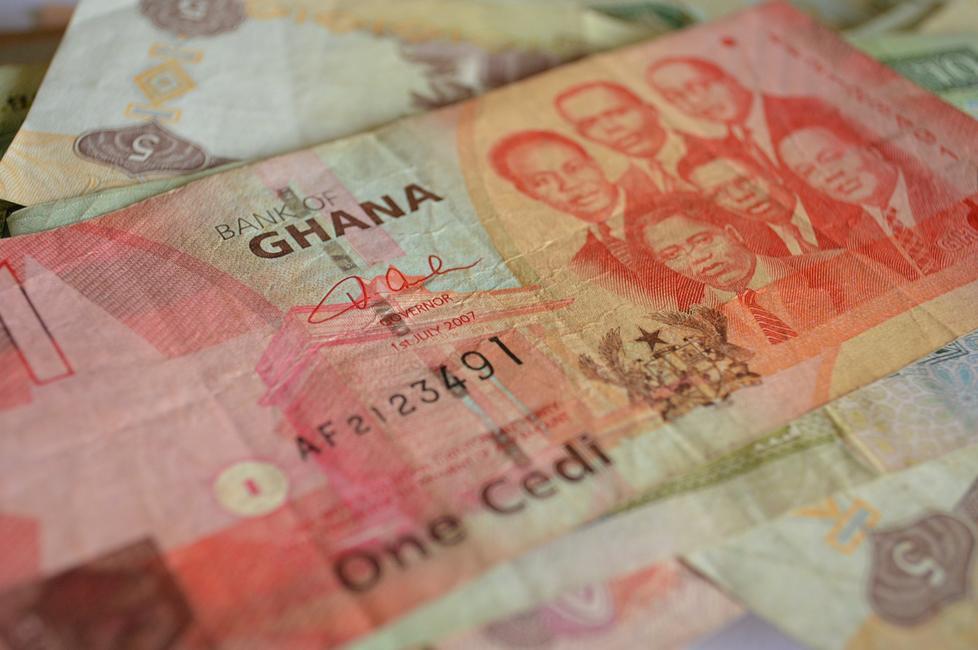 Ghana Currency