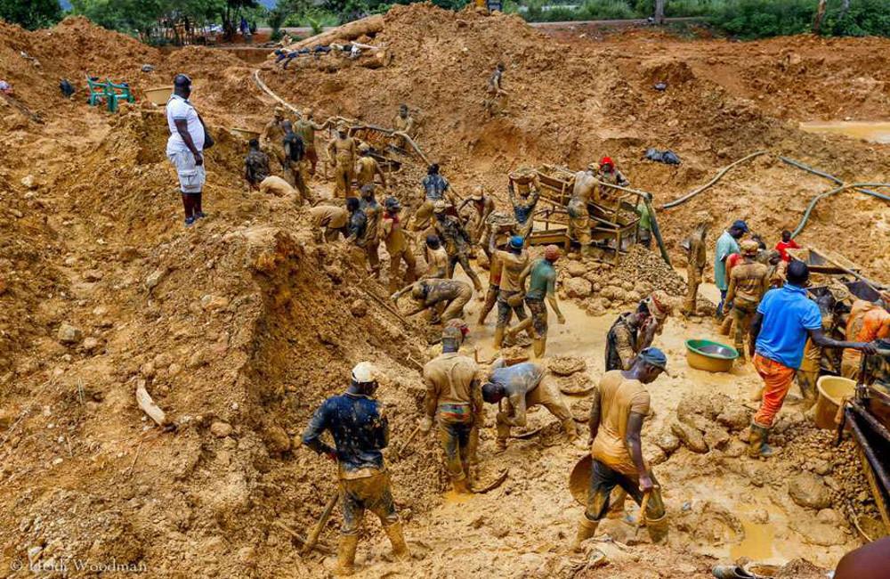 Mining Firm