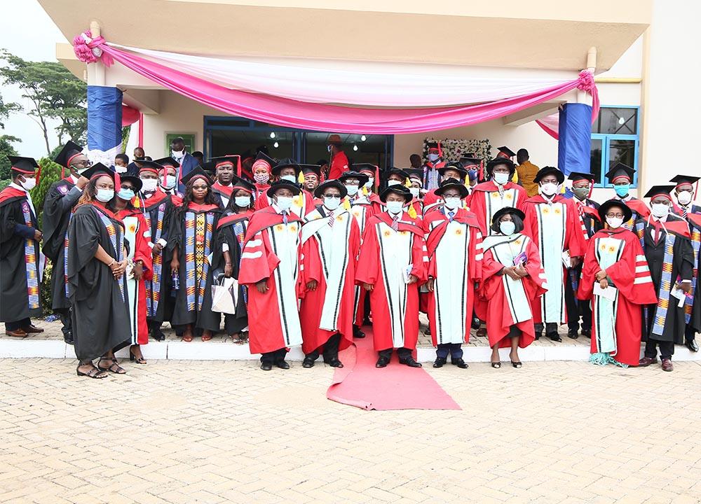 CCST maiden graduation