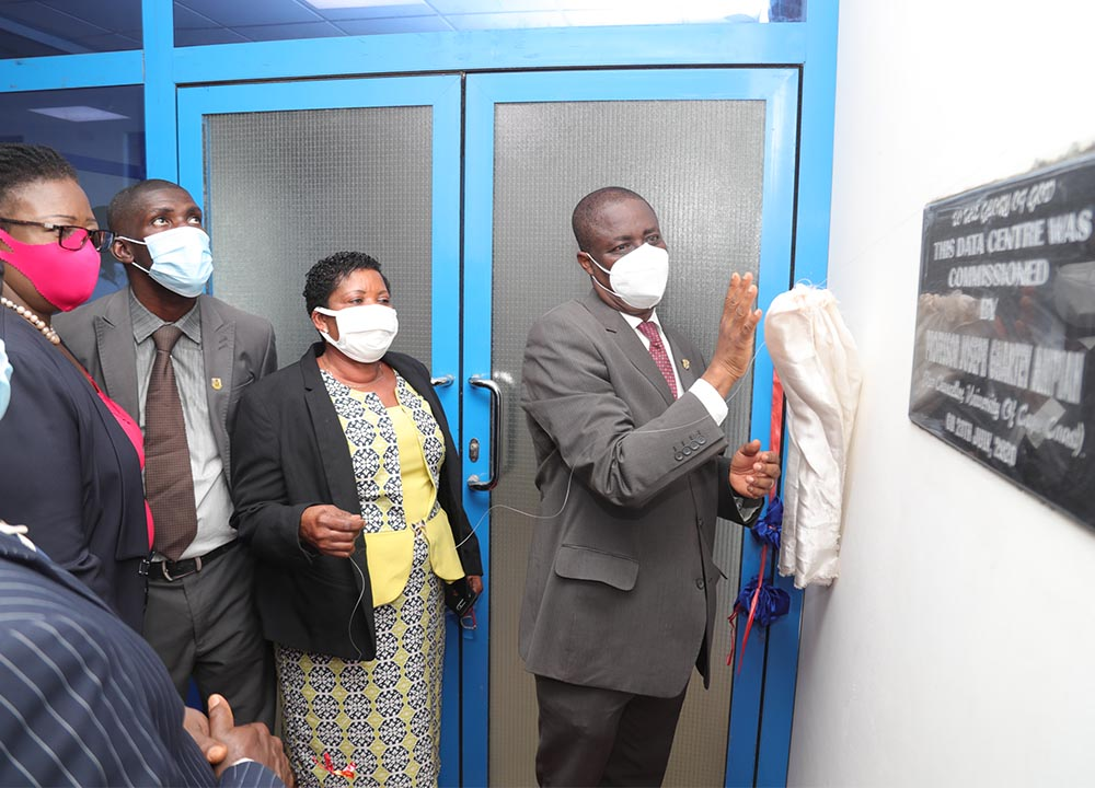 Commissioning of Data Centre