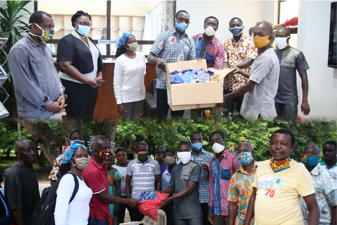 Presentation of the masks