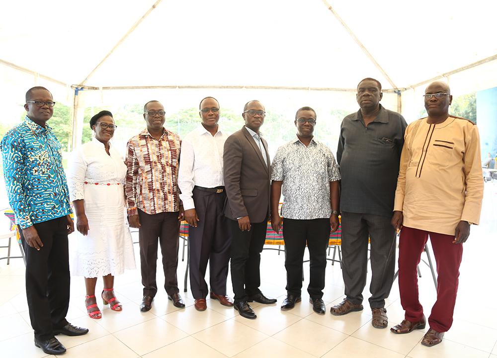 Office of the Registrar Welfare Honours Seven Senior