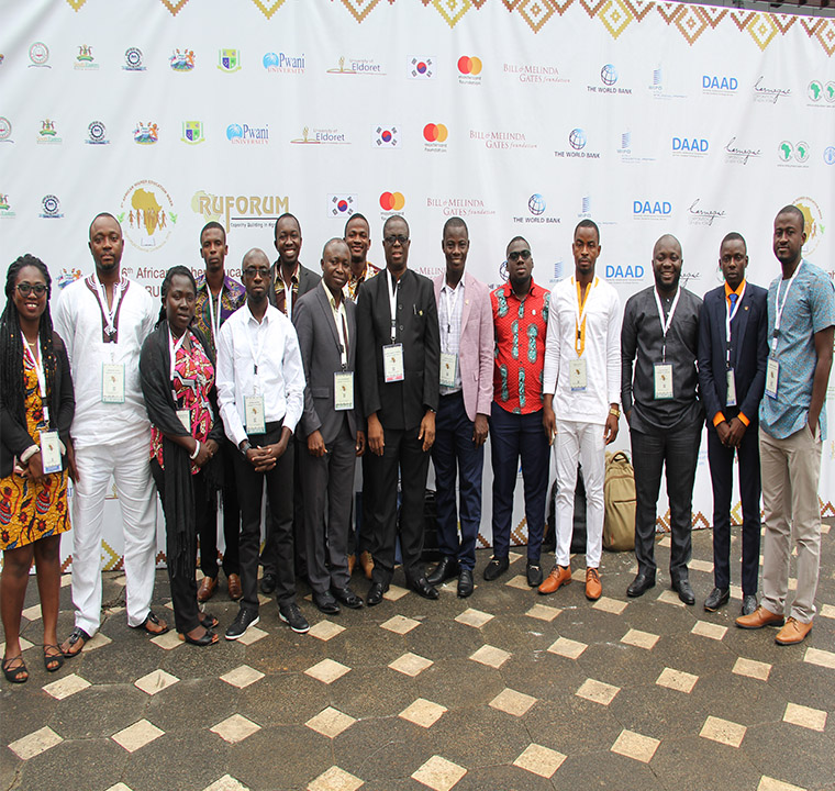 Vice-Chancellor Leads Delegation to 2018 RUFORUM Biennial Conference