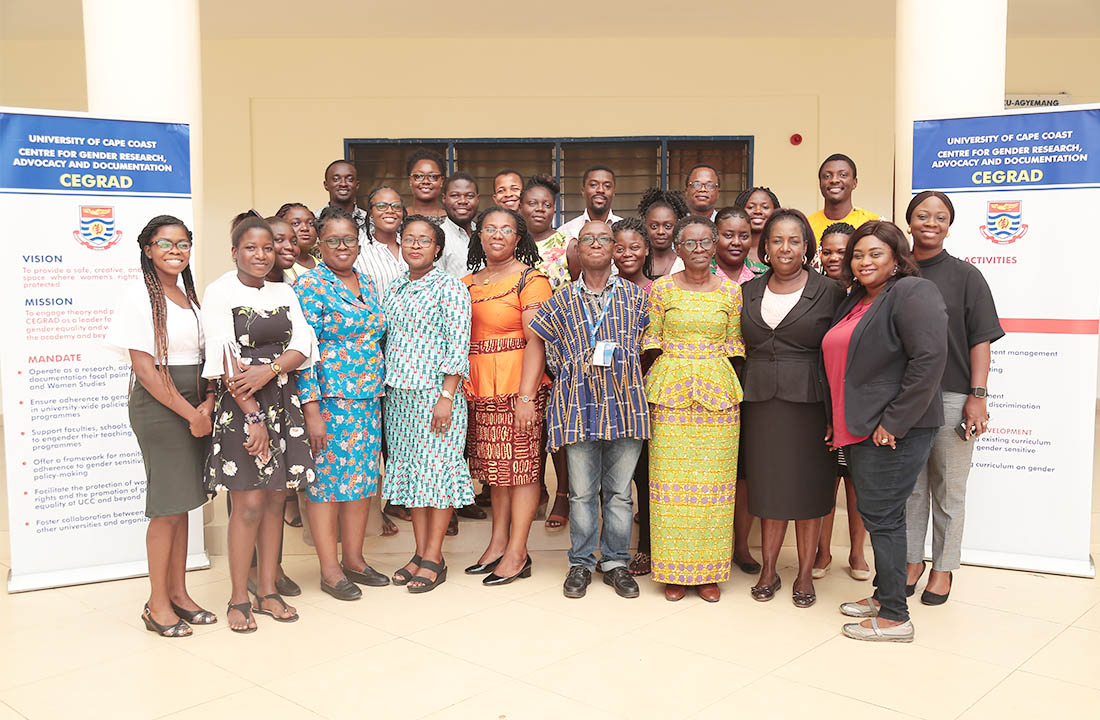 Resource Persons with the participants
