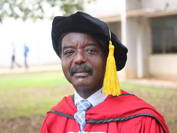 Prof. Joshua Danso Owusu-Sekyere