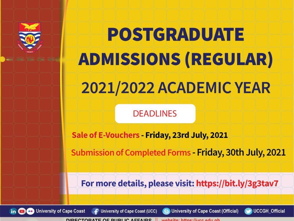 postgraduate regular