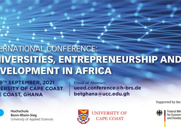 Universities, Entrepreneurship and Enterprise Development in Africa (UEED)