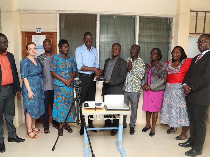 Presentation of the equipment