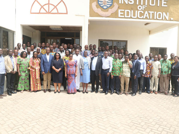Participants of the workshop with the facilitators