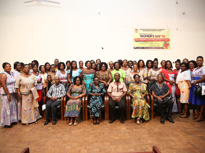 Some of the stakeholders with the dignitaries