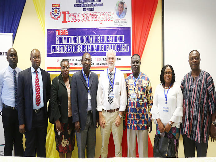 """SEDO holds first International Conference on the theme """" """"Promoting Innovative Educational Practices for Sustainable Development"""""""