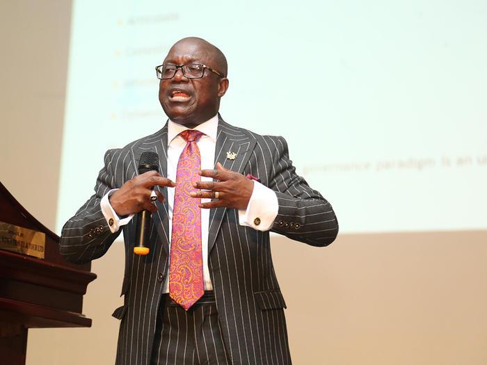 Prof. Ken Agyemang Attafuah