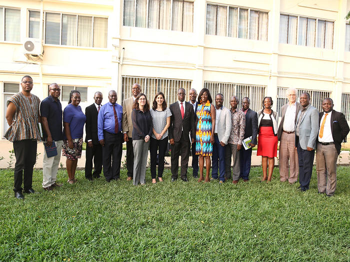 UNESCO&UCC officials