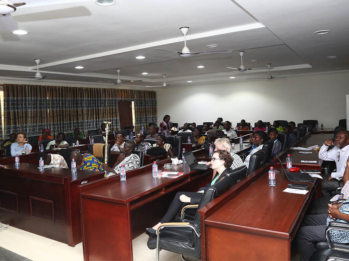 Stakeholders in the Conference