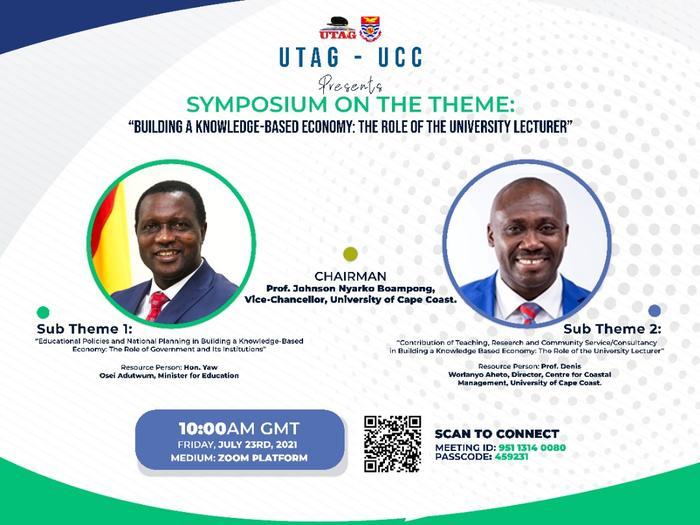 UTAG UCC Symposium