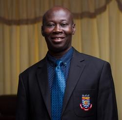 Prof. Isaac Kojo A. Galyuon