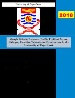 Google Scholar Presence - July 2018