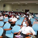 A section of delegates at the conference