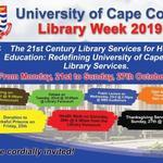 UCC Library Week 2019